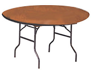 Image of a 48 inch Round Table