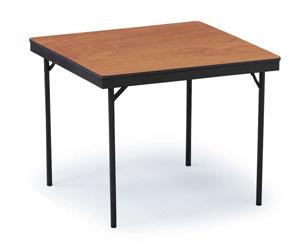 Image of a 36x36 inch Card Table