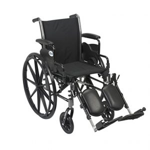 Image of a Light Weight Portable Wheel Chair